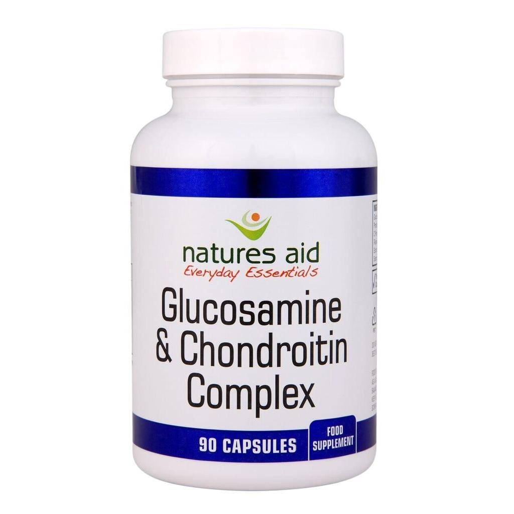 complexe de glucozamină și condroitină