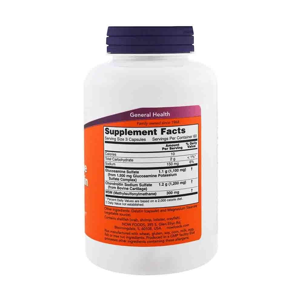 complexul de glucozamină complexul de condroitină capsula 90
