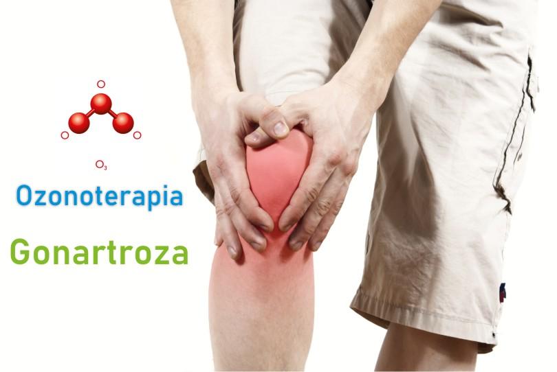tratament cu artroza genunchiului de ozon