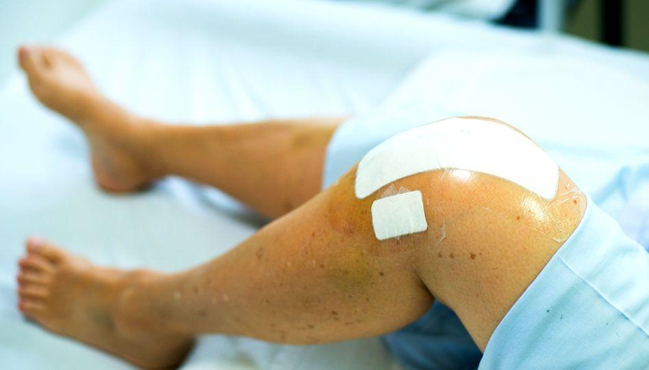 dureri de șold în zona inghinală