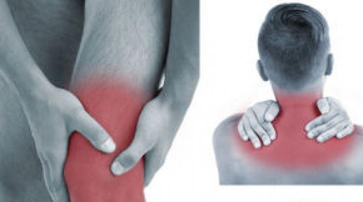 Brusture de la dureri de genunchi