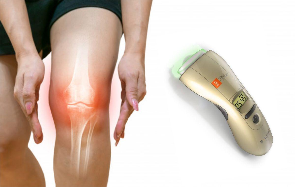 tratament cu terapie cu laser a artrozei