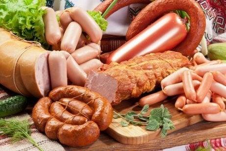 ce alimente sunt dăunătoare în bolile articulare cremă pentru durere în articulația genunchiului