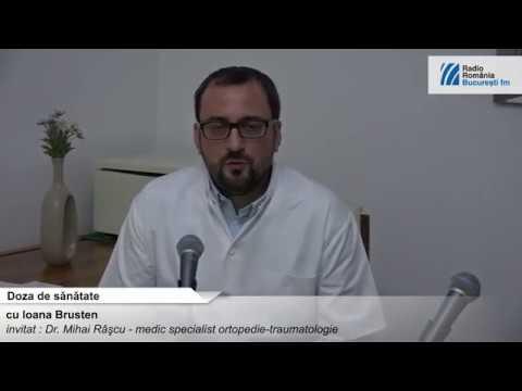 Deformarea osteoartrozei articulației umărului cum se tratează