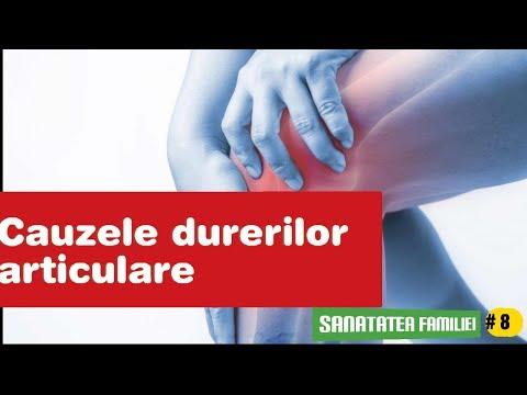 cum să alinați durerea cu inflamația articulară