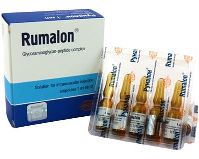 Tratamentul cu artroza rumalon