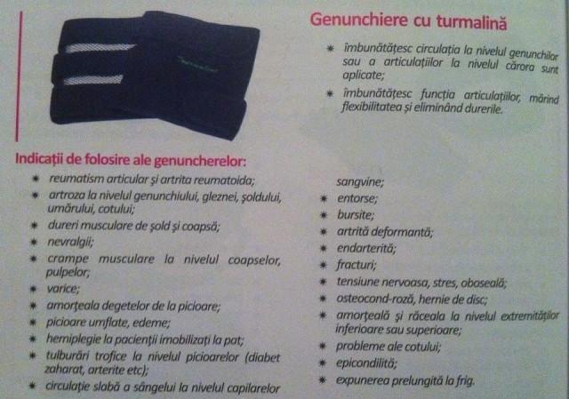 umflarea în articulația genunchiului Buserelin Dureri articulare