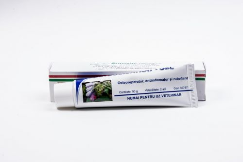 Osteocicatrat Gel - Romvac Company