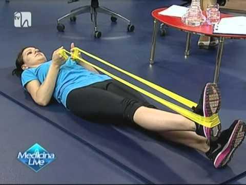 artroza tratament gimnastică la șold dureri articulare 30 minute