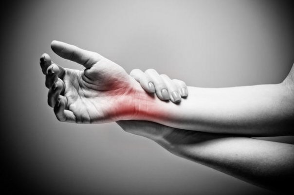 psihozomaticele durerii la încheietura mâinii