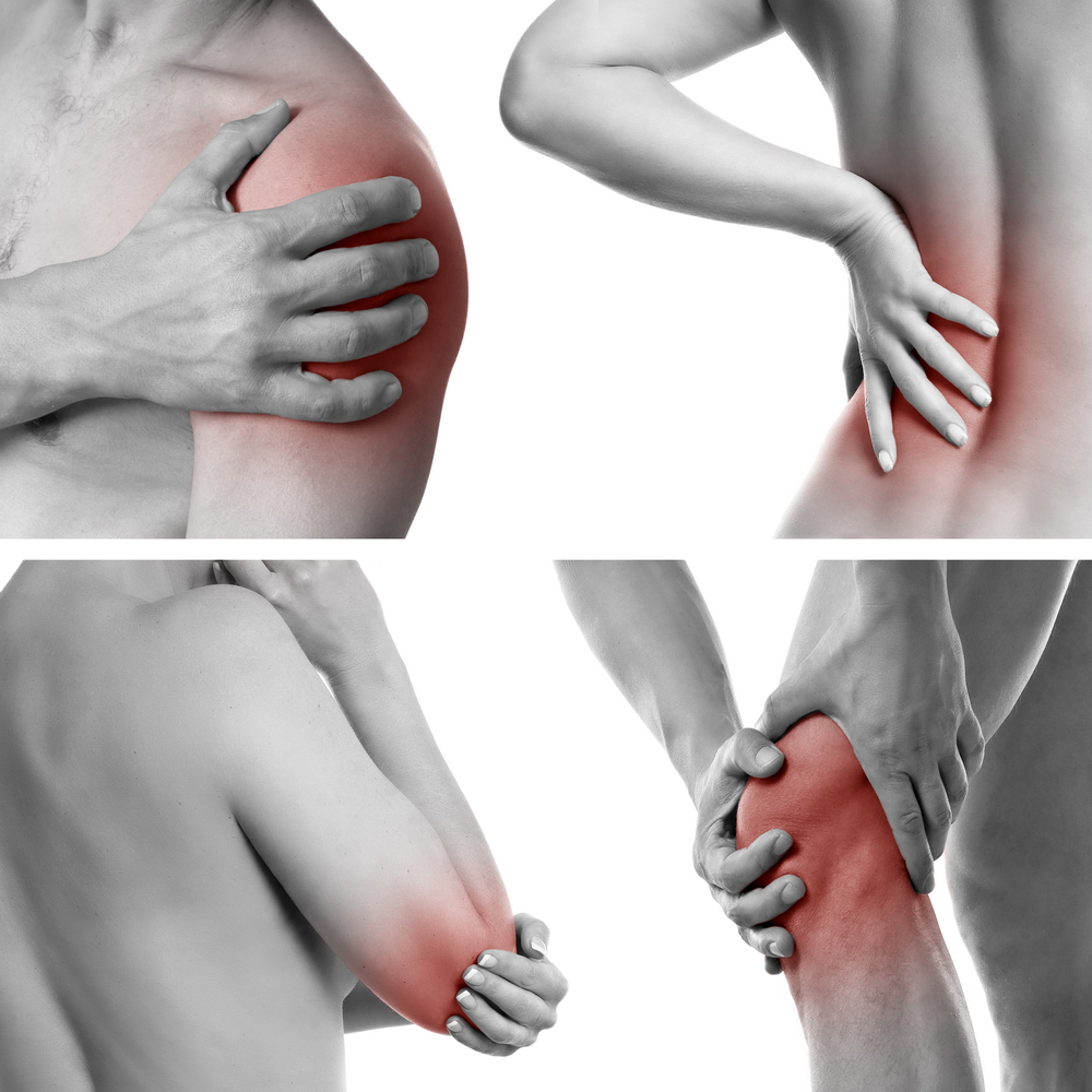 diferite articulații doare periodic