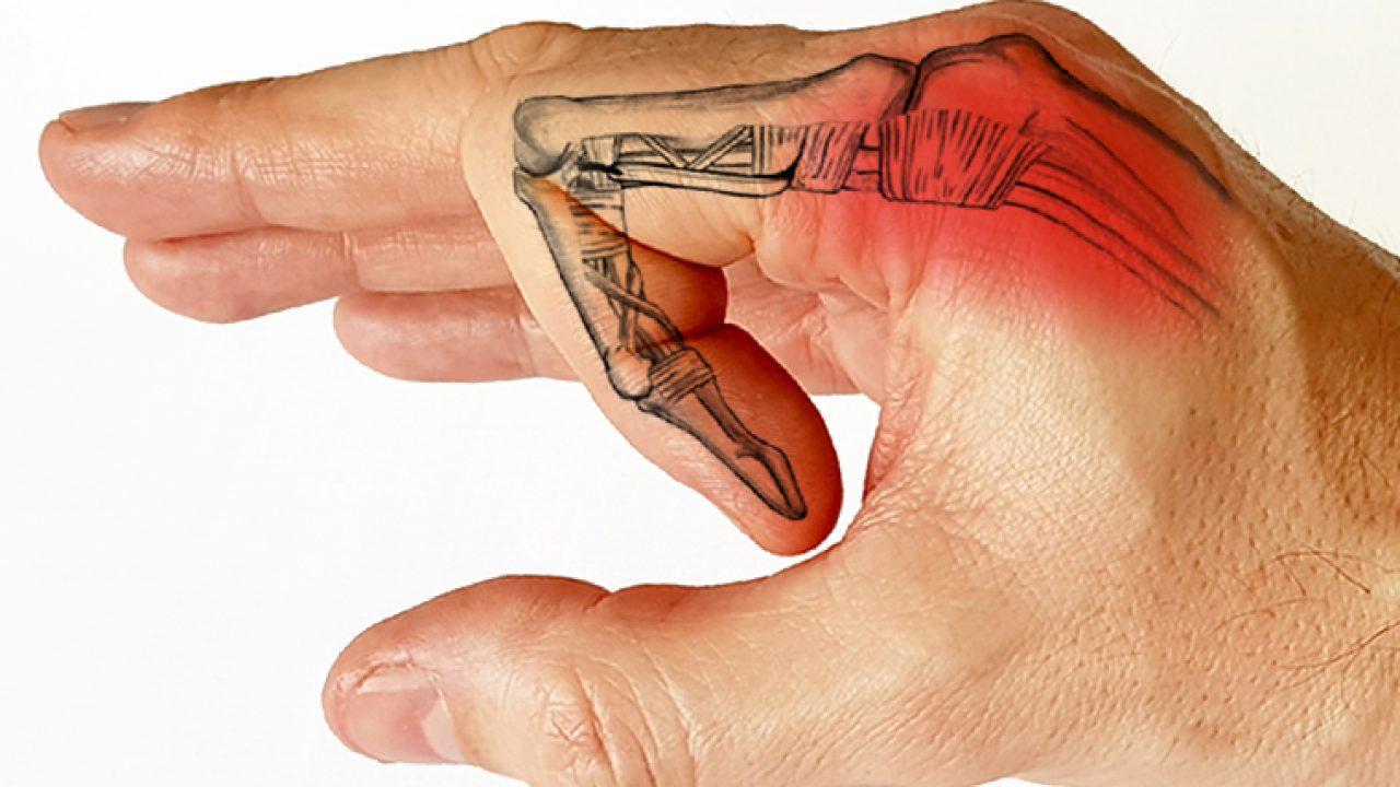Durere În Degetul Mâinii