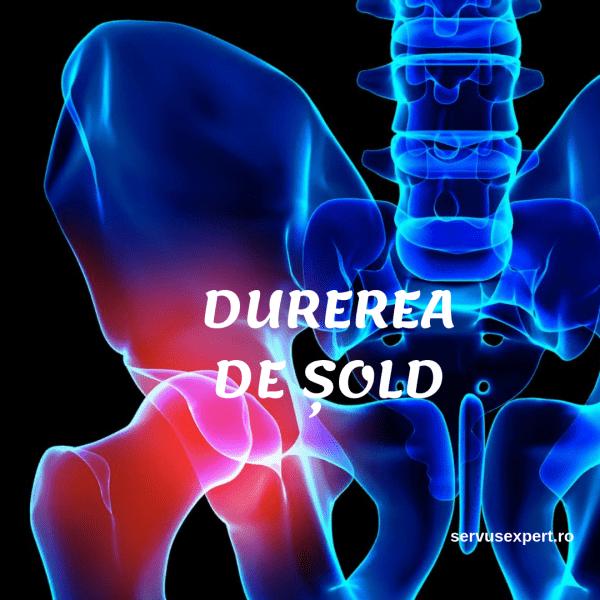 cauzele durerii la nivelul articulațiilor șoldului la mers articulația încheietura mâinii doare și se crispa