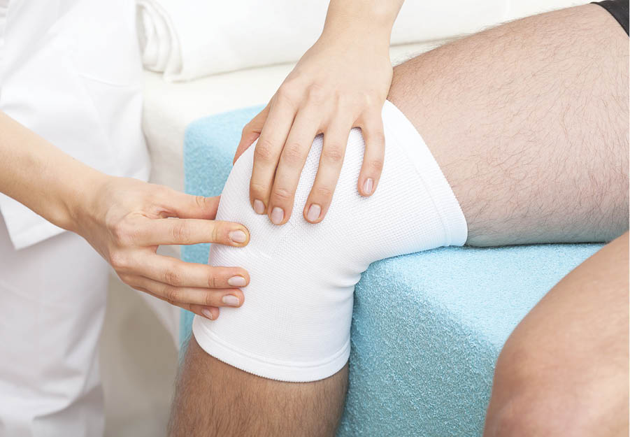 dureri fierbinti la genunchi