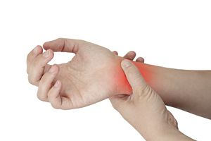 Durerea încheieturii mâinii în zona ulnară