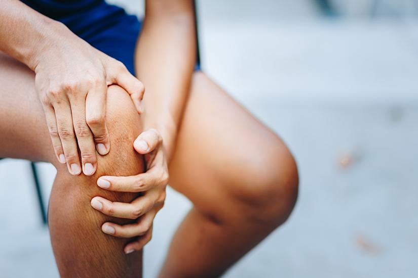 artroza genunchiului în tratamentul tânăr