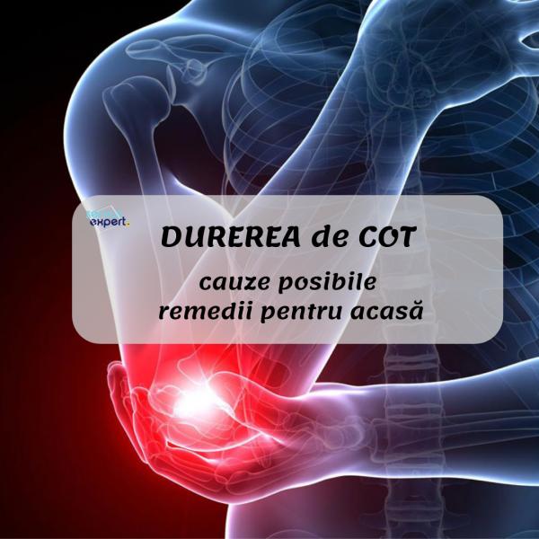 diagnoză a articulației dureri la cot