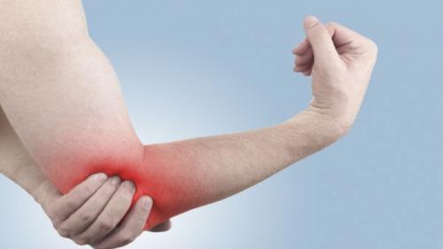 durere între articulații în coate