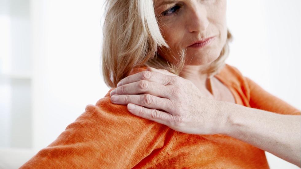 Durerile Umarului – Cauze si tratament, Durere în tratamentul articulației umărului drept