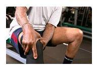 artrita purulentă acută a genunchiului