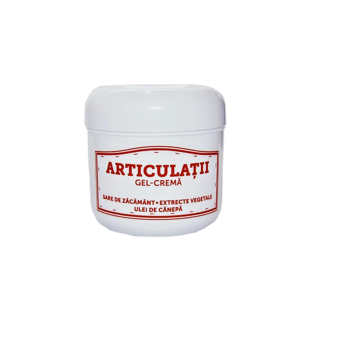 Cremă pentru dureri articulare Dacoderm, 75 ml, Dacia Plan : Farmacia Tei