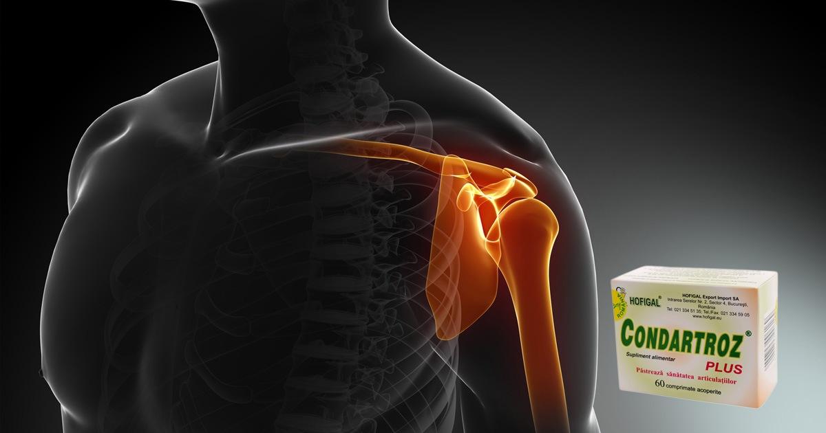 tratament eficient pentru artroza umărului
