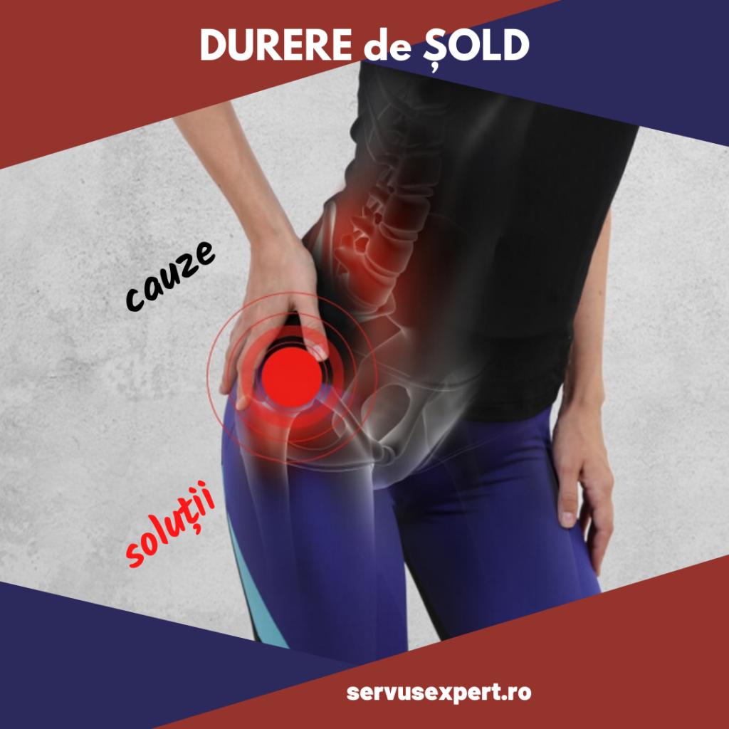 cauzele durerii la nivelul articulațiilor șoldului la mers ce să faci cu durerea în articulația șoldului