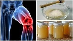 Remedii de miere pentru durerile articulare