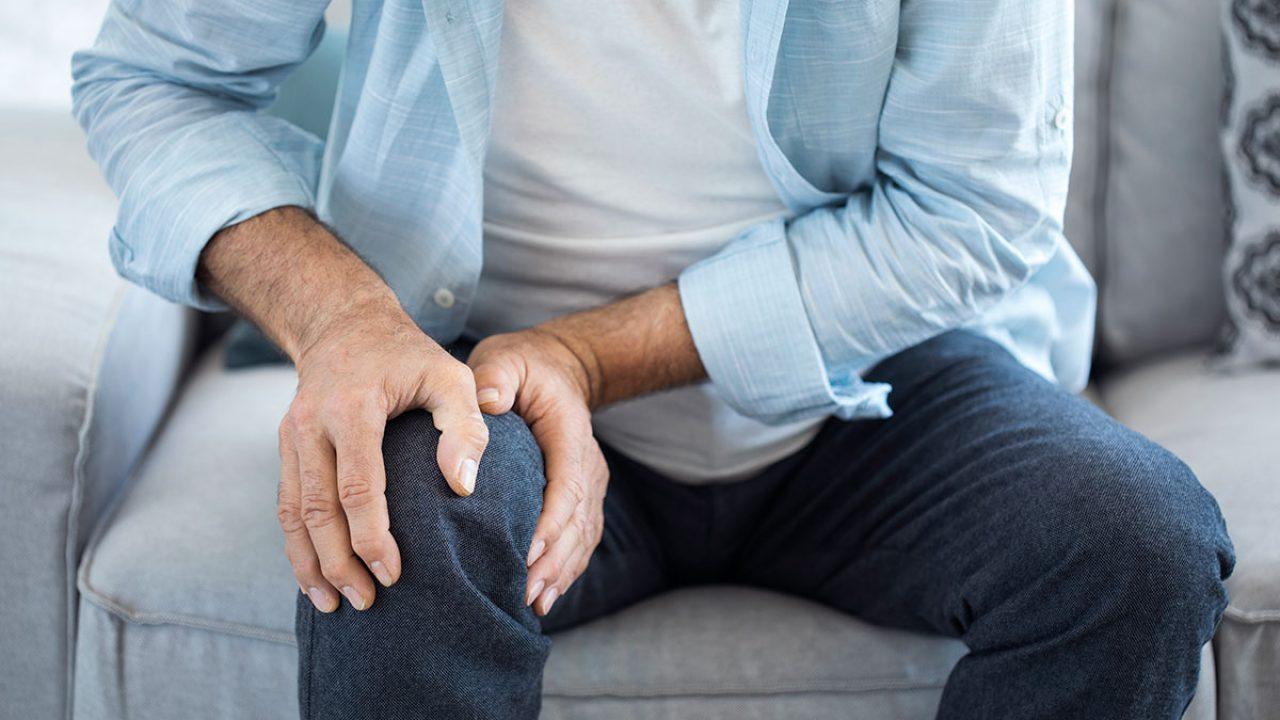 Cum să dezvolți o articulație după artroză, Umflarea durerii articulare severe