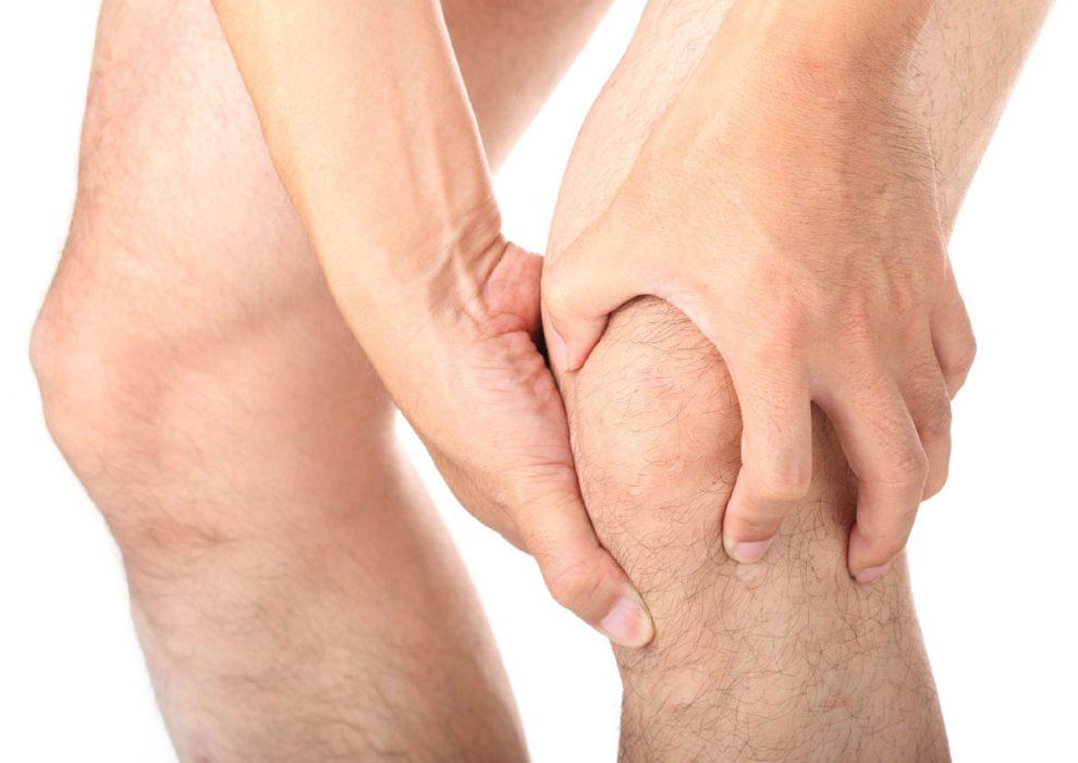 tratamentul inflamației în genunchi