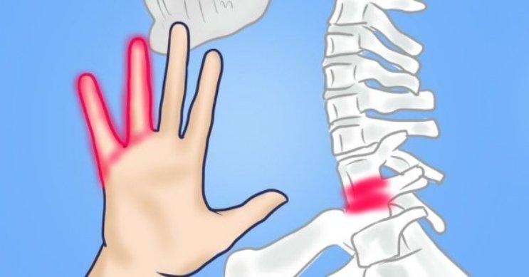 dacă mâinile tale sunt amorțite și articulațiile doare