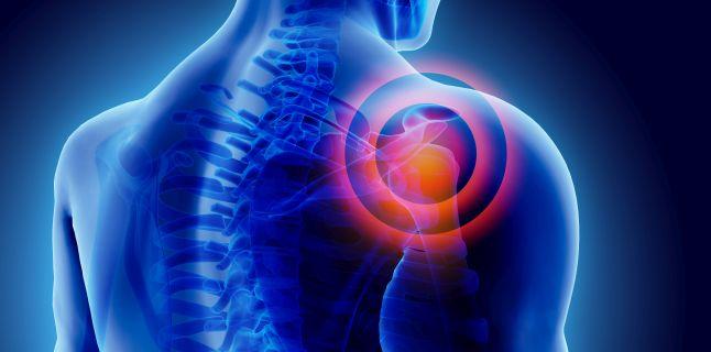 durerea radiază până la articulațiile umărului
