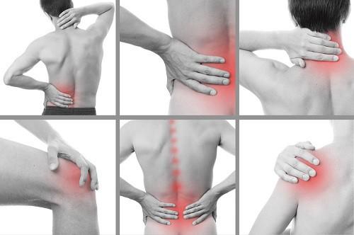 dureri în spate și articulații ce să faci artroza posttraumatică a simptomelor articulației umărului