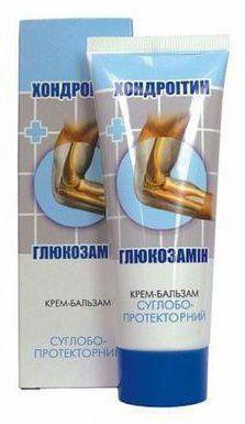 crema de glucostamină cu condroitină Preț