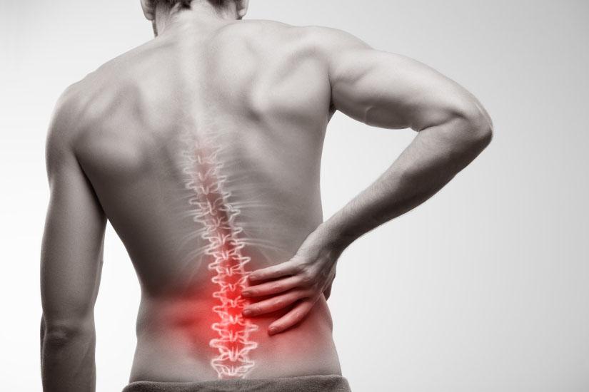 ce articulații și coloana vertebrală doare