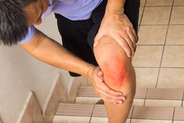 Dureri în genunchi după șezut