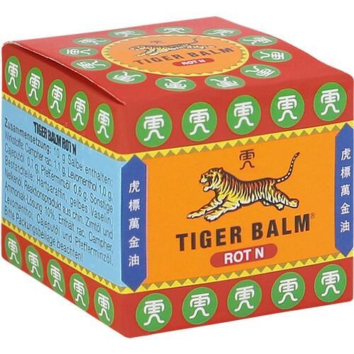 tigru de balsam din articulații