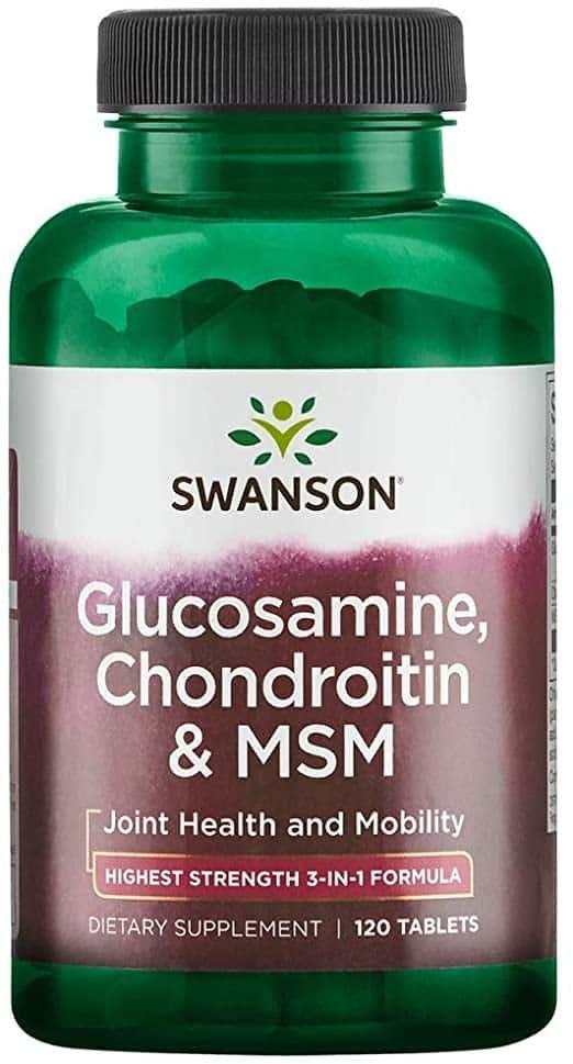 Glucosamina condroitină intramusculară. Cum fac combinații chondroprotectori
