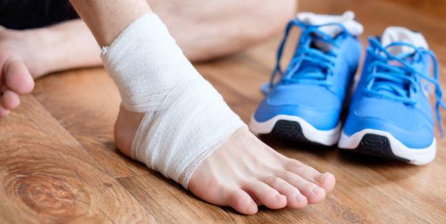 inflamația articulației piciorului decât a trata decongestionant articular