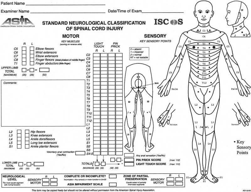 leziune articulară sacrală