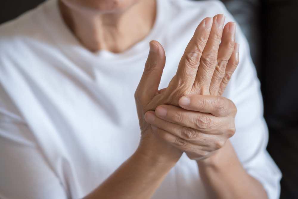 Degetelor artrita simptome mainile de