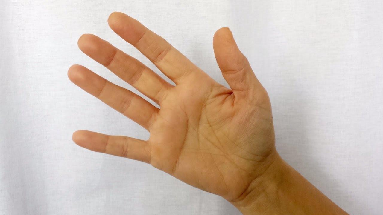 tratați articulațiile pe mâini