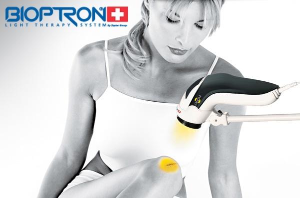 tratament articular bioptron durerea și umflarea articulației genunchiului