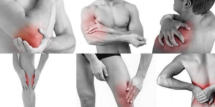 Articulație fixă Ce articulații și oase pot răni