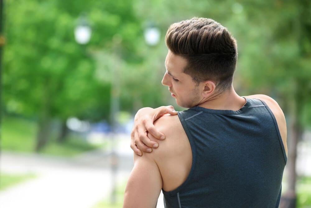 durere acută în articulația umărului cum să tratezi