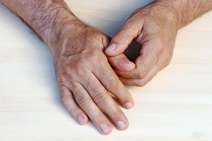 artroza articulațiilor falangale ale mâinilor