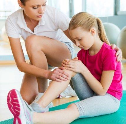 dureri articulare și crampe la copii boli congenitale ale genunchiului