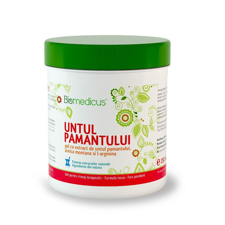 ARNIKIDS, gel cu arnică pentru copii - Tis Farmaceutic Gel pentru îmbinări cu arnica