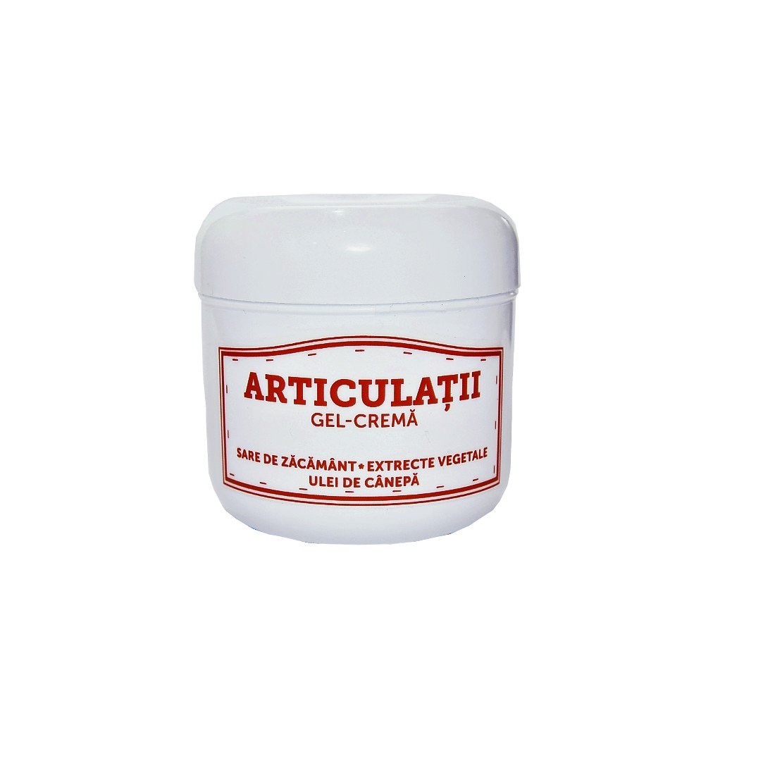 CREMA pentru dureri articulare, musculare si dureri de spate - Master balsam ml