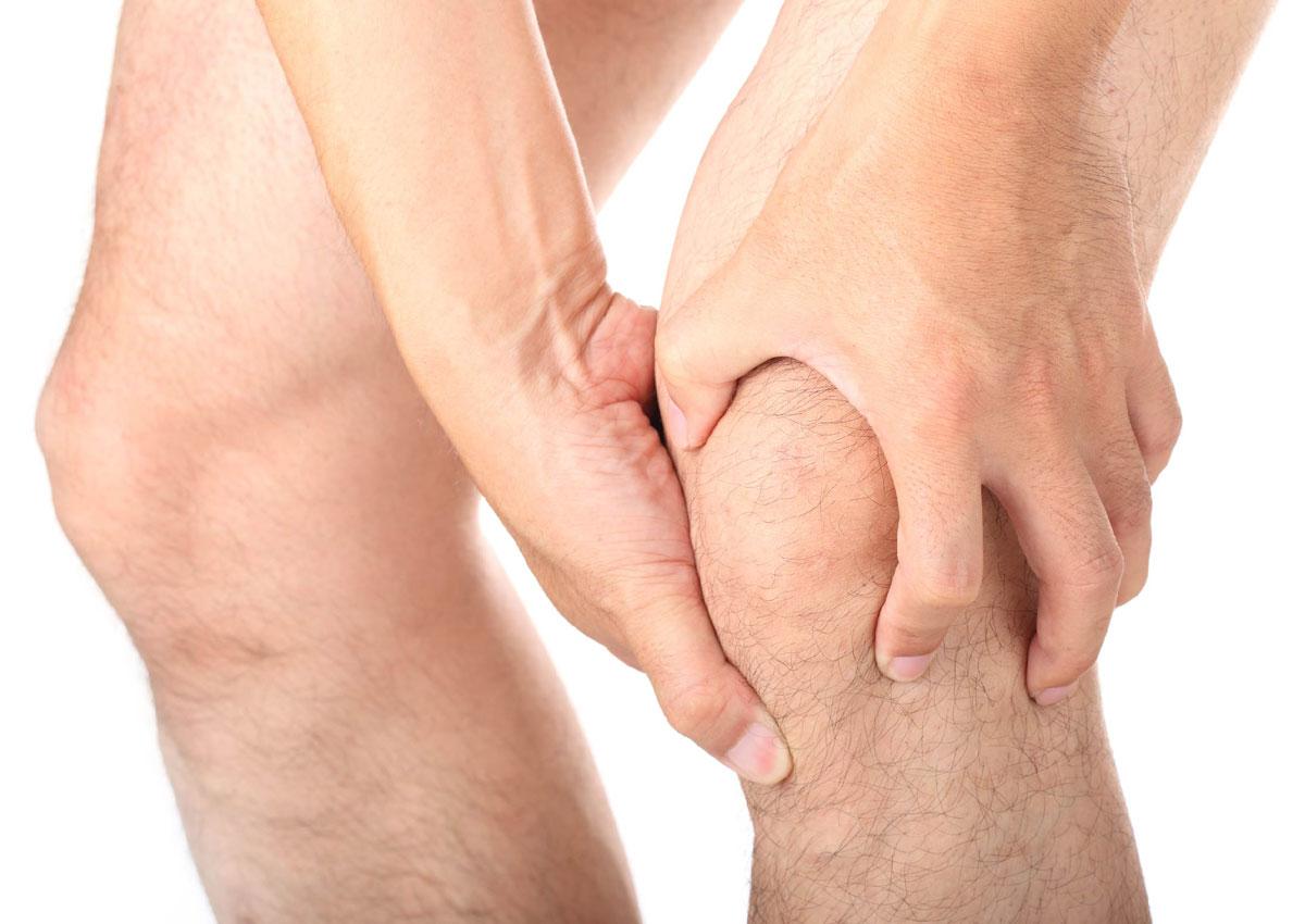genunchi inflamat care se vindecă gimnastica durerii articulare